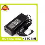 Charger for tablet  Acer 19V 6.32A/6.3A 120W 5.5x1.7mm