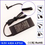 Laptop charger HP 19.5V 4.62A 90W (Envy 17)- 4.5 X3.0mm with pin