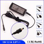 Laptop charger SAMSUNG 19V 2.1A 40W (Ultrabook)-3.0mm X 1.0mm