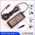Notebook charger HP 18.5V 3.5A 65W (4.8 X1.7)