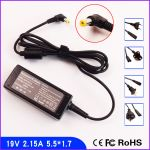 Charger for tablet Acer Iconia TAB W500,W501,W500p,W501p (19V 2.15A - 5.5X1.7mm connector)