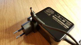 Strāvas adapters klēpjdatoram Lenovo Ideapad 100S-11IBY (5V 4A 20W) 3.5x1.35mm 100S-11IBY Model 80R2 100s 80R2001FUS 80R2003UUS 80R2003WUS 80R2003XUS 80R20040US GX20K74302 Laptop - Power Supply Adapter Cord